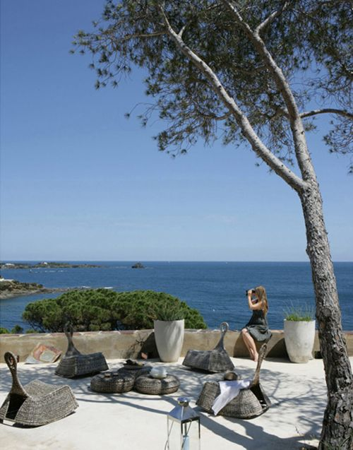 a summer house in cadaqués, spain | the style files