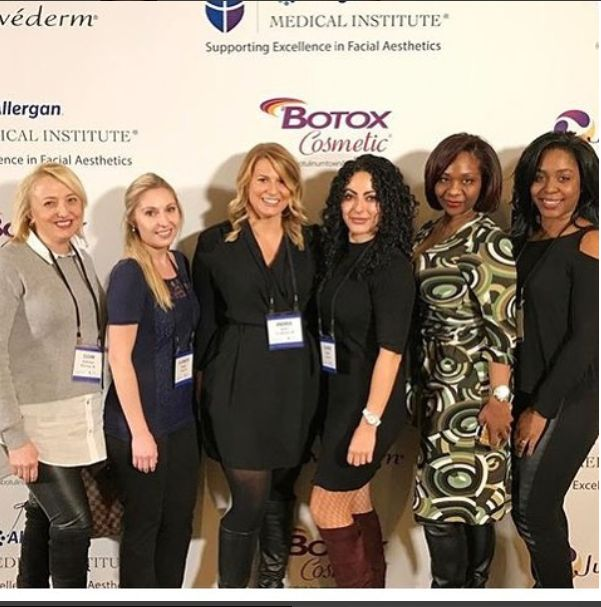 The beautiful & talented skin vitality nurse and doctor injectors. These woman spend their days helping our patients look and feel their best.