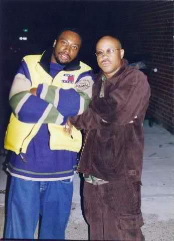 ODB & Guru...R.I.P. to the G.O.D.'s