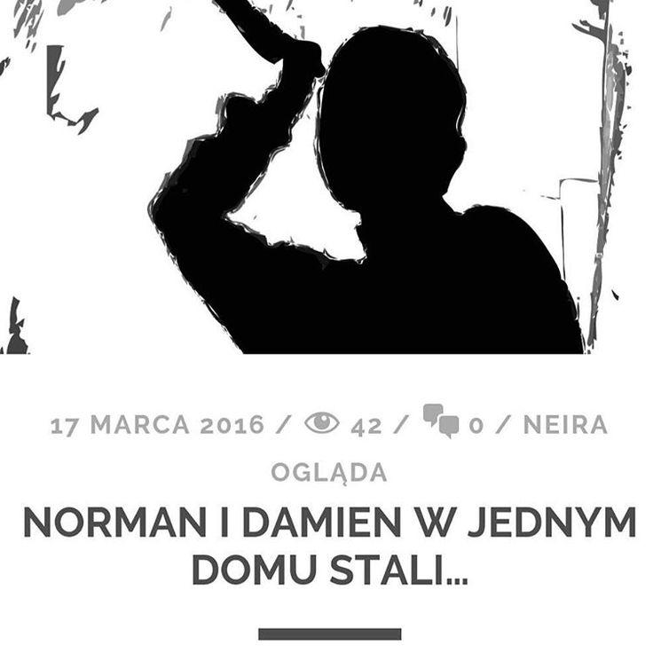 Ostatnio na blogu #seriale. #TV #BatesMotel #Norman #Damien #jednegobymbrała #drugiegonie #neiraogląda  A już dzisiaj coś na ładną pogodę. Snapowicze wiedzą od wczoraj ( ninaneira). Wpadnijcie o 16:30  neira.pl. #blog #nowywpis