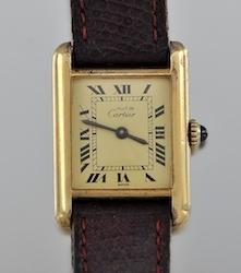 Must de Cartier Watch - Cartier