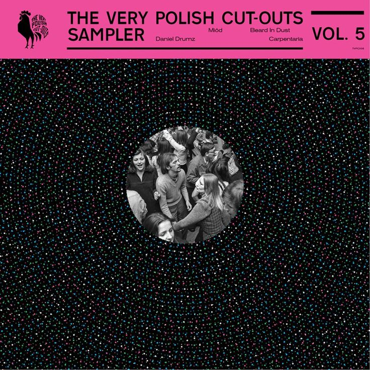 """#SaturdayVinylHunt – VA – The Very Polish Cut-Outs Vol. 5 / Last 12″ of this beloved retrospective edits seriesfrom the neighbourhood, which i already highlighted back in 2013 (See myreview of Ptaki / Maciek Sienkiewicz """"The Very Polish Cut Outs Vo…"""
