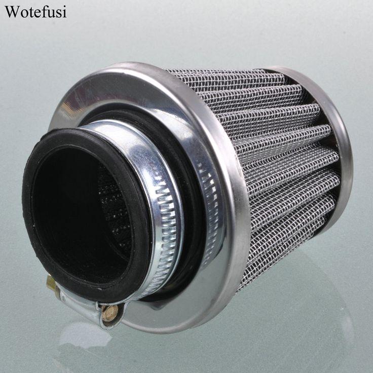 Wotefusi 38mm Air Filter For Dirt Bike ATV Dirt Scooter Bike 50-200CC [PX22]