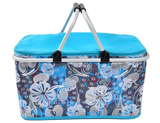 2017 New Large Lunch Pouch Waterproof lunch Cooler bag Available Handy Cooler bag Portable Picnic Thermal Insulation Bag