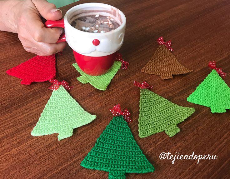 1024 best crochet images on pinterest - Decoracion de tazas ...
