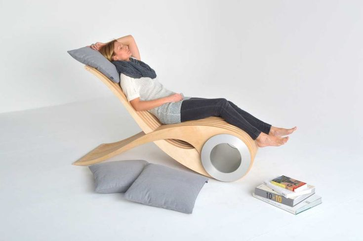 Exocet Chair: Perfect Seat for all Moods by Stéphane Leathead | InteriorDesigner55