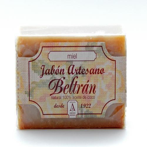 Jabón de Miel - Jabones Beltrán - 100gr, 2,50€ en Viva Nutrición - Regenerador y nutritivo para pieles sensibles, normales y secas.