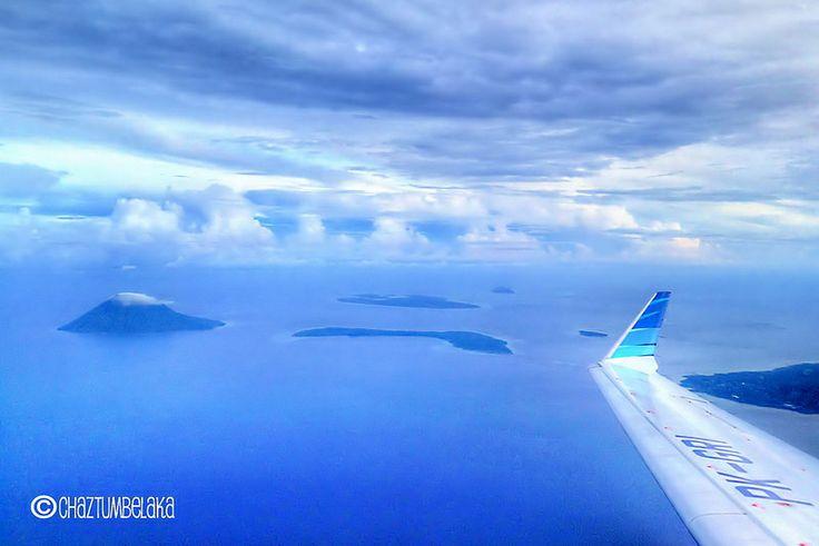Islands : Manado Tua, Bunaken, Siladen, Mantehage, Nani