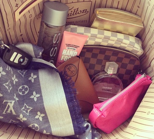 What S In My Lv Bag