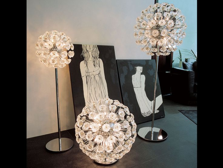 Rose 8061 luxury italian floor lamp this luxury italian furniture collection combines high end materials