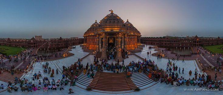 Swaminarayan Akshardham, Delhi, India
