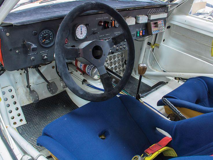 1984 Peugeot 205 Turbo 16 Evo I | Group B | Turbo I4, 1,775 cm³ | 345 BHP | Winner of the 1985 Rallye Monte-Carlo and Swedish Rally | Driver: Ari Vatanen (FIN) | Co-driver:Terry Harryman (GBR)
