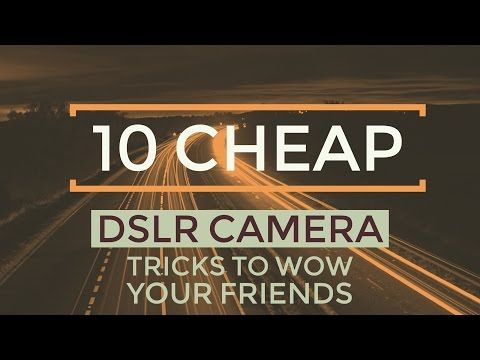 10 Really Cool and Cheap DSLR Camera Tricks (No photoshop required) | Chesapeake Wedding Family Photography Virginia Beach Photographer