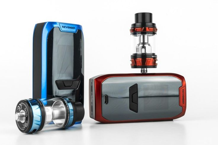 SMOK has dominated the high-wattage sub ohm market for too long! Here comes Vaporesso with their contender, the Revenger Kit. Read all about it here!