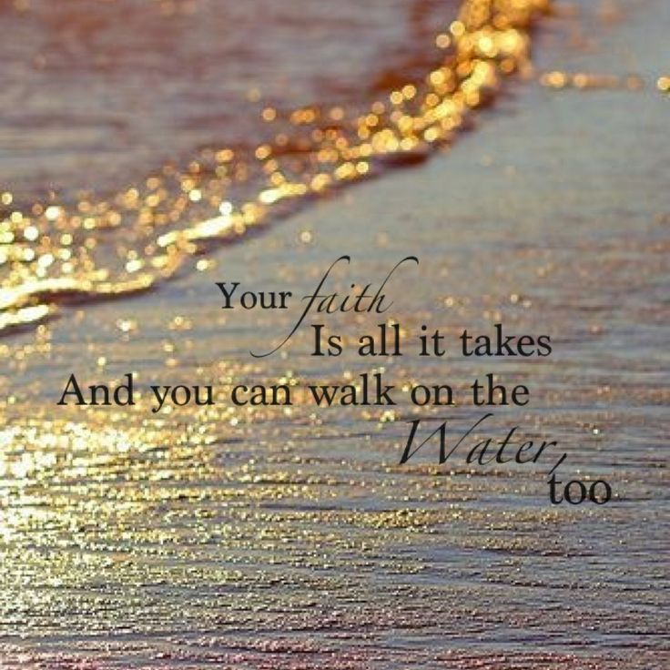 Walk on the Water~ Britt Nicole