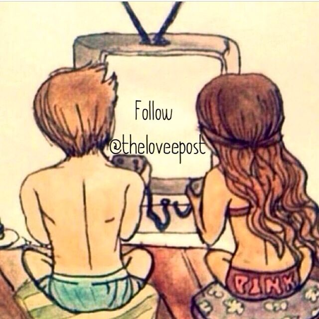 relationship goals cute pictures to draw