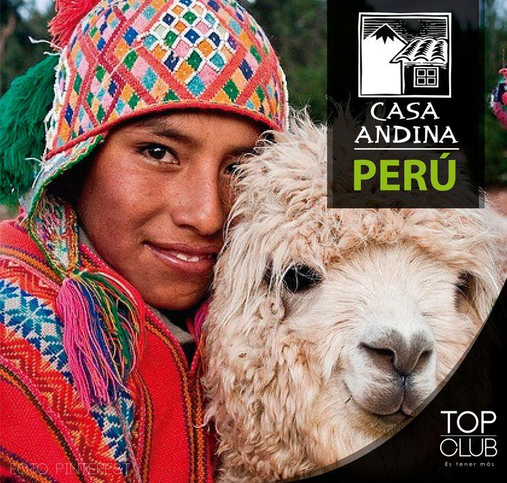 Con TopClub descubrir nuevas culturas es muy fácil, ingresa a nuestra página web www.topclub.co y conoce más de 9 opciones de hoteles con descuentos que podrás disfrutar con sólo presentar tu tarjeta de afiliado. @CasaAndinaHoteles #CasaAndina #Perú #Ahorro #Descuento @topclubsas