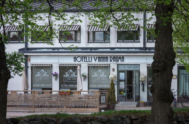 Hotelli Vanha Rauma. #rauma #hotels #oldrauma #amazingcity #myhometown Kuva @ekmankim Kim Ekman / Vision 51.