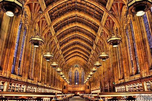 University of Washington Library by Carol
