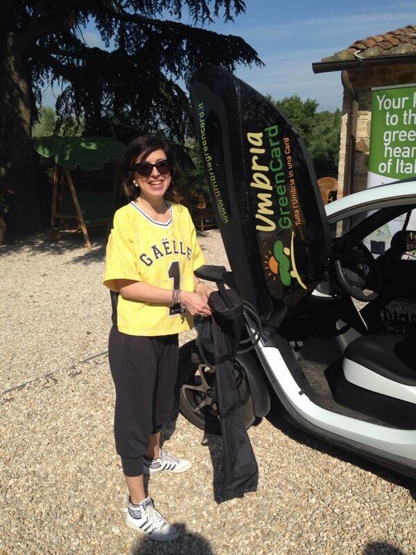 Il mio pilota è la numero 1 @UmbriaGreenCard #AlTrasimeno  foto di @francescapistolesi