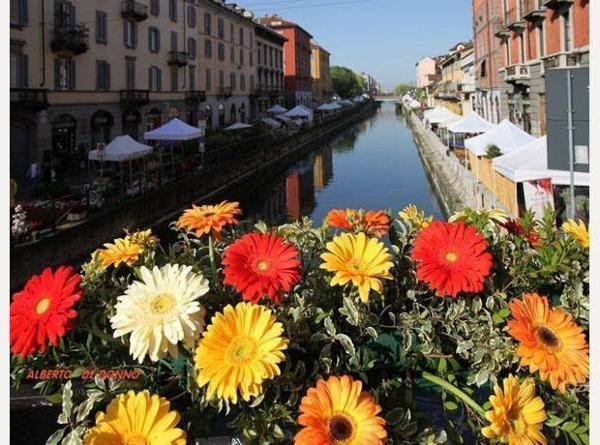 Il fascino dei Navigli #Milano http://viaggi.asiatica.com/