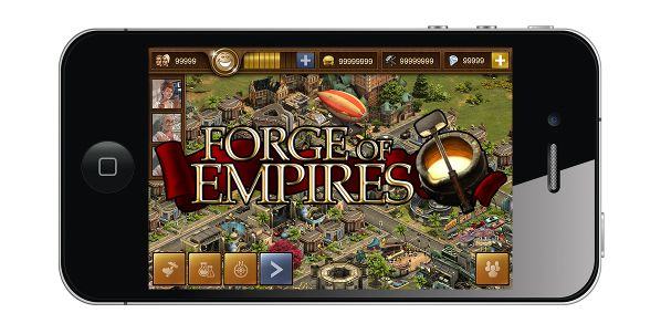 Forge of Empires – A free to play browser game.