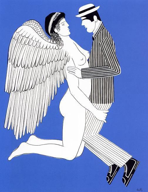 Γιάννης Γαΐτης, «Ερωτικός άγγελος», 1980