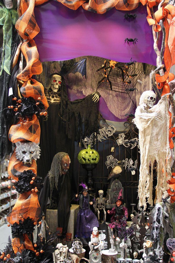 27 best halloween displays images on Pinterest