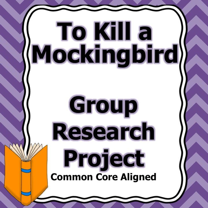 To Kill a Mockingbird research?