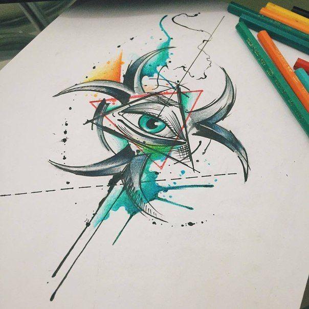 Каталог. Эскизы татуировок.Tattoo