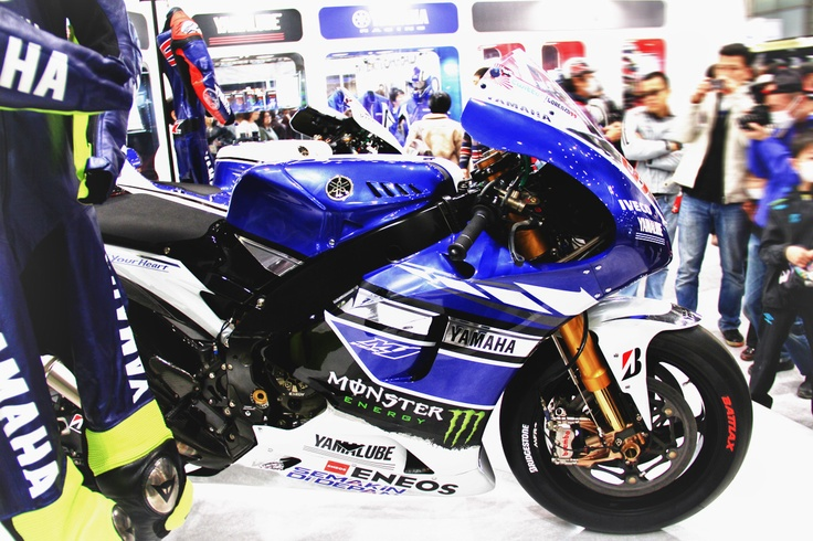 YAMAHA 2013 YZR M1 MOTO GP