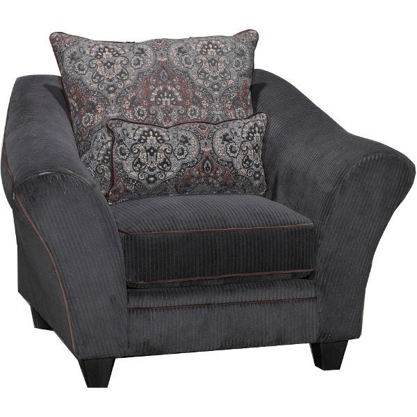 Bluestone 51 Orca Blue Upholstered Chair I Just Like