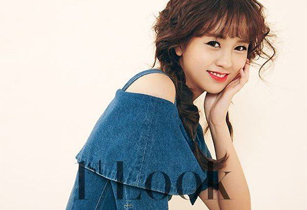 Kim So Hyun Poses for 1st Look Magazine | Koogle TV