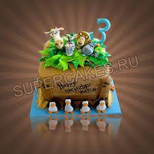 Картинки по запросу торт мадагаскар фото