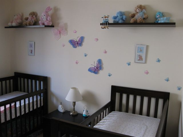15 best twin nursery images on pinterest