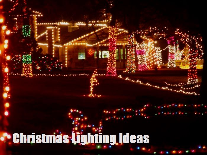 Christmas Lighting Creative Ideas Holiday Lights Display Winter Walk Wildlife Preserve