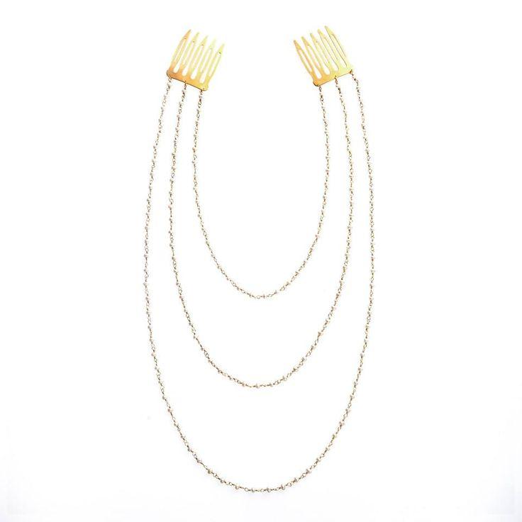 pearl-hair jewelry