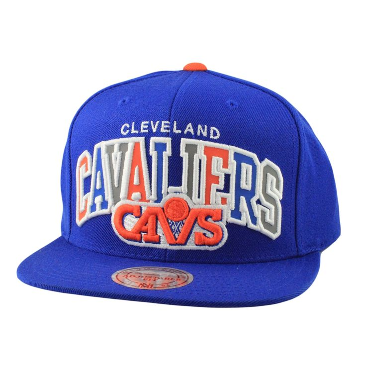 Cleveland Cavaliers Reflective Tri Pop Blue/Blue Snapback