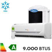 Ar condicionado Split Midea 9.000 BTUs Frio com Wi-fi