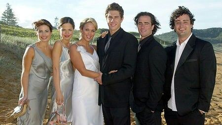 Home and Away Noah and Hayley