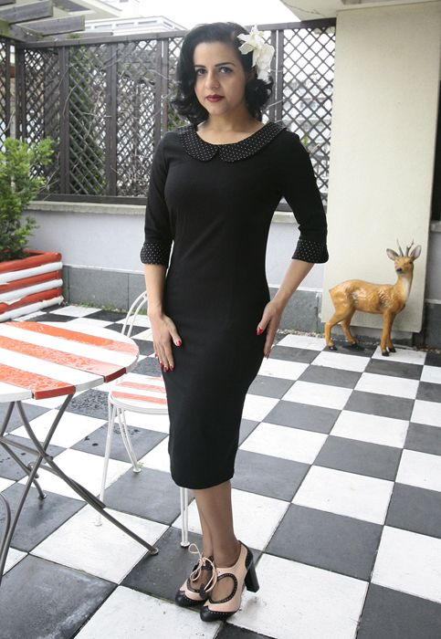 Audrey Dress by Raspberry Heels http://www.raspberryheels.com/shop/produkt,en,dresses,dress-audrey-black.html