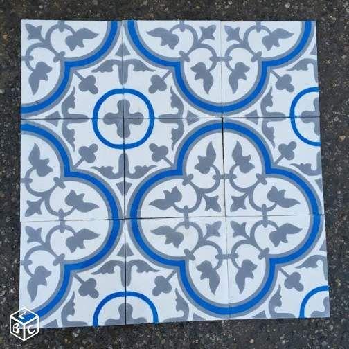 65 best images about carrelages on pinterest patchwork tile and cuisine. Black Bedroom Furniture Sets. Home Design Ideas