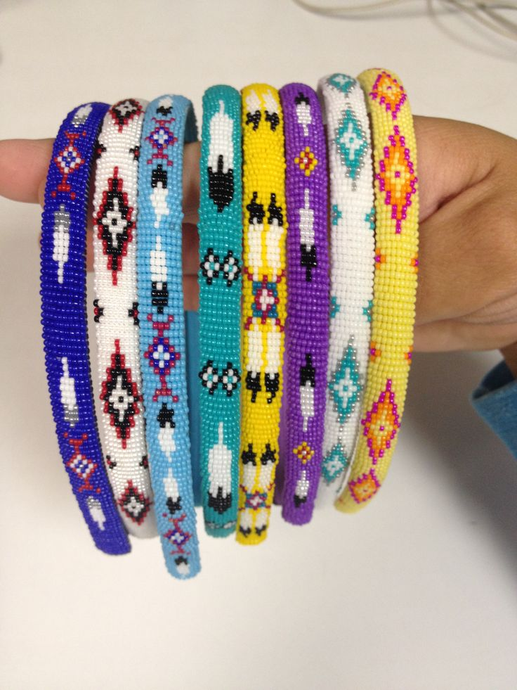 Opinion you Native american beaded rosettes strips headbands