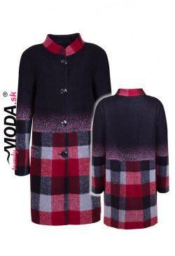 Elegantný kabát KK71