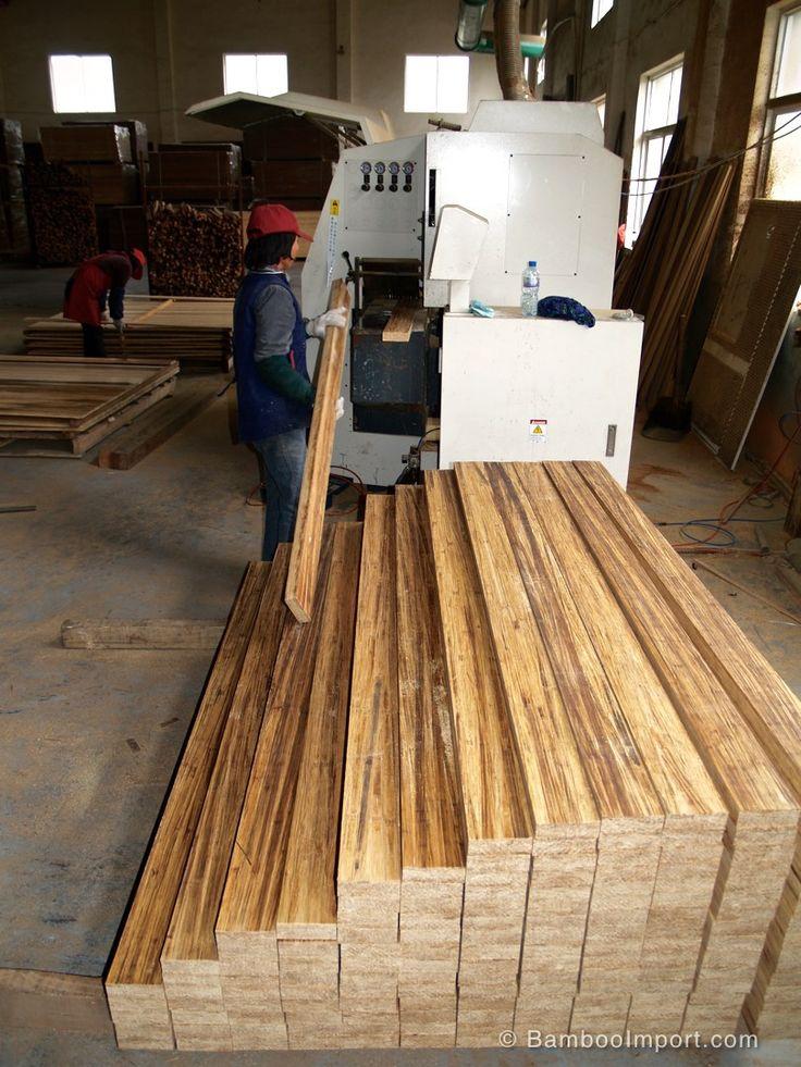 How Is Bamboo Lumber Made Bamboo Lumber Bamboo