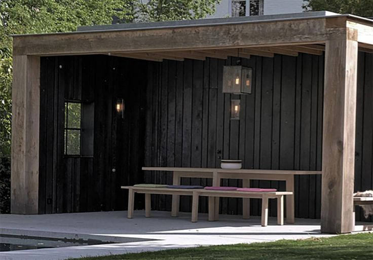 25 beste idee n over pergola en bois op pinterest gazebo en bois tuinhuisjes en veranda piscine - Hoe amenager tuin ...