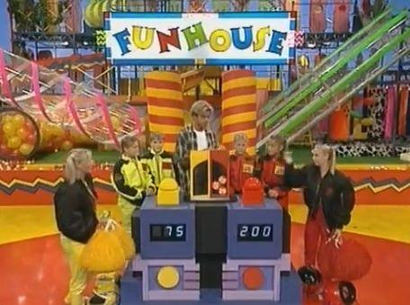 FunHouse 90's kids show
