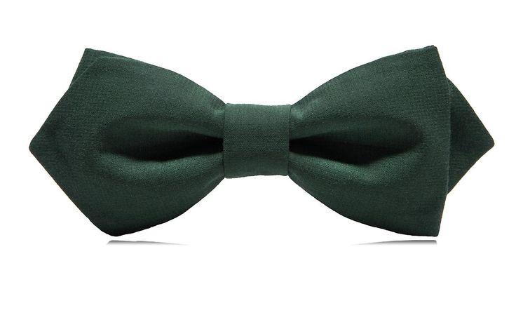 marthu bow tie Forest, men's fashion, men's accesories, bow tie