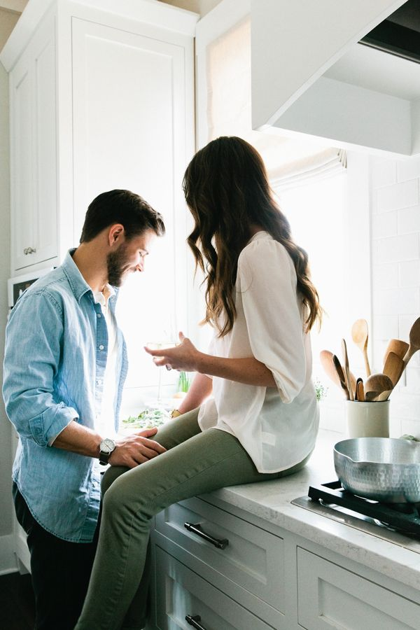 Learn to date your spouse, even if it you never have to go out to a restaurant. You can improvise right from home. www.familyfull.com