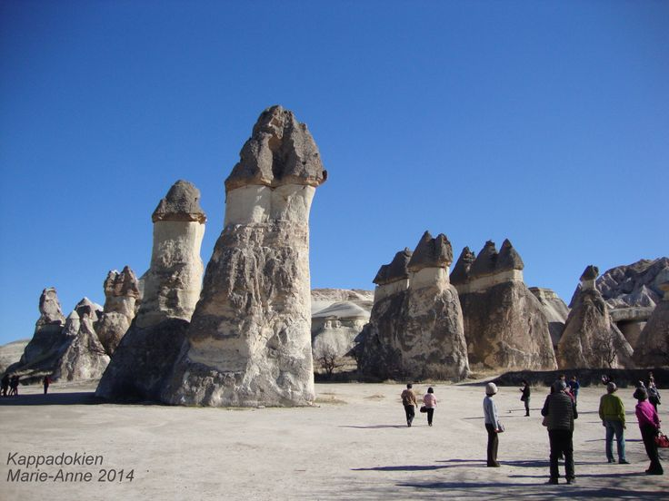 Landscape Cappadocia 2014 Fairy Chimneys